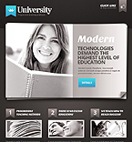 Education Facebook  Template 41794