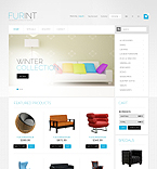 Furniture PrestaShop Template 41798