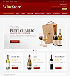 Food & Drink PrestaShop Template 41799
