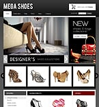 Fashion VirtueMart  Template 41803