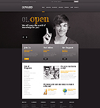 Education Website  Template 41815