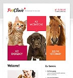 Animals & Pets Facebook  Template 41828