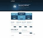 Web Hosting Website  Template 41839