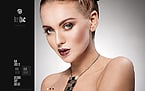 Jewelry Website  Template 41845