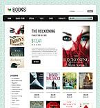 Books VirtueMart  Template 41880