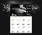 Jewelry osCommerce  Template 41882