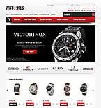 Fashion osCommerce  Template 41883