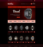 Fashion OpenCart  Template 41887