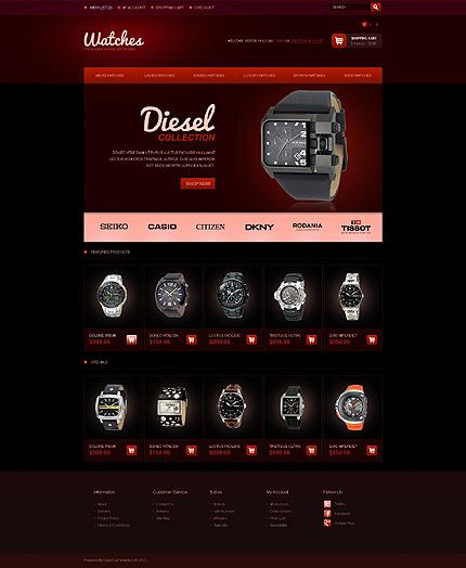 ADOBE Photoshop Template 41887 Home Page Screenshot