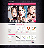 Jewelry OpenCart  Template 41889