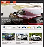 Cars Drupal  Template 41892