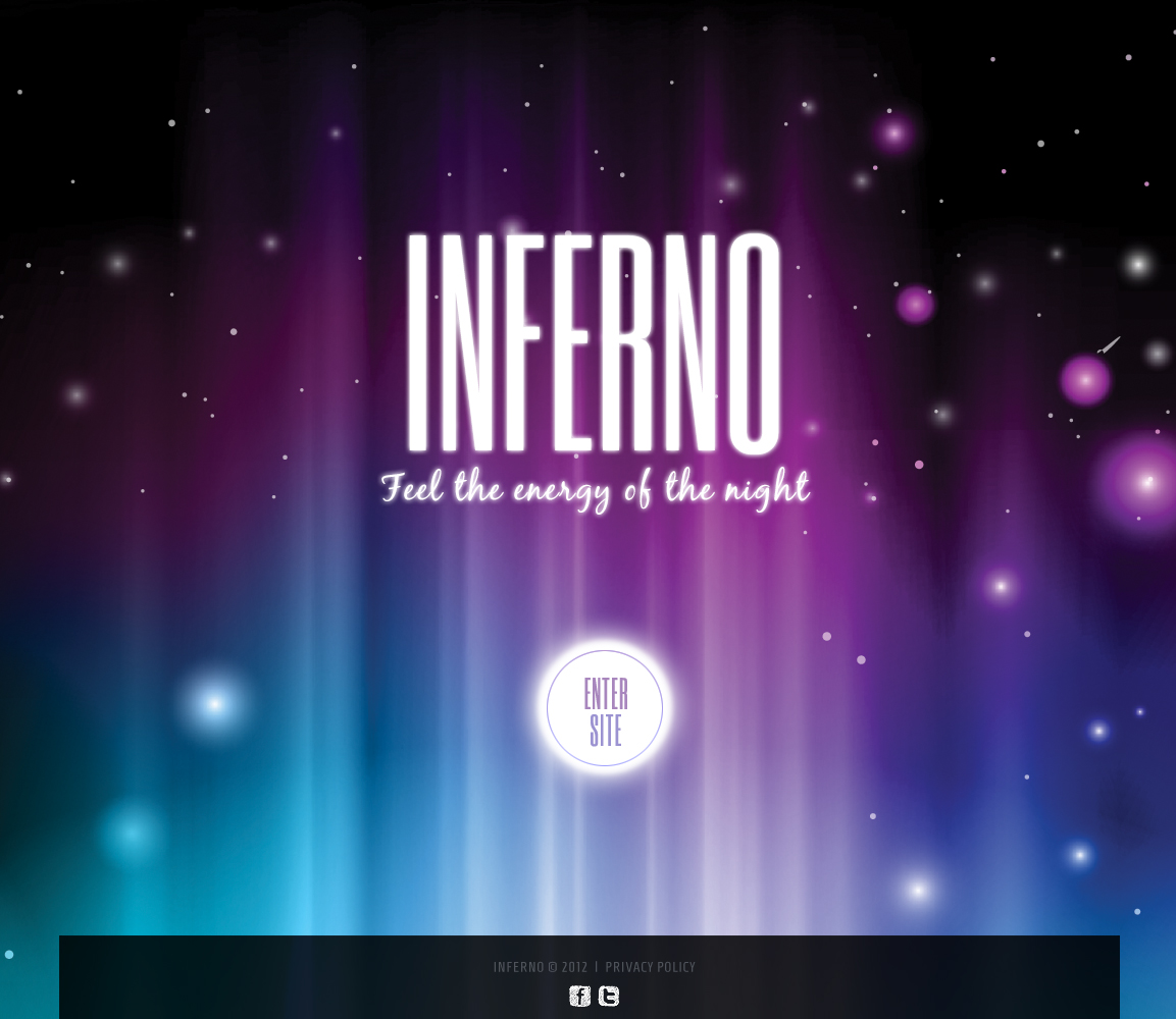 Night Club Moto CMS HTML Template