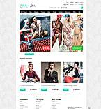 Fashion PrestaShop Template 41904