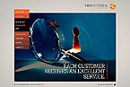Security Website  Template 41913