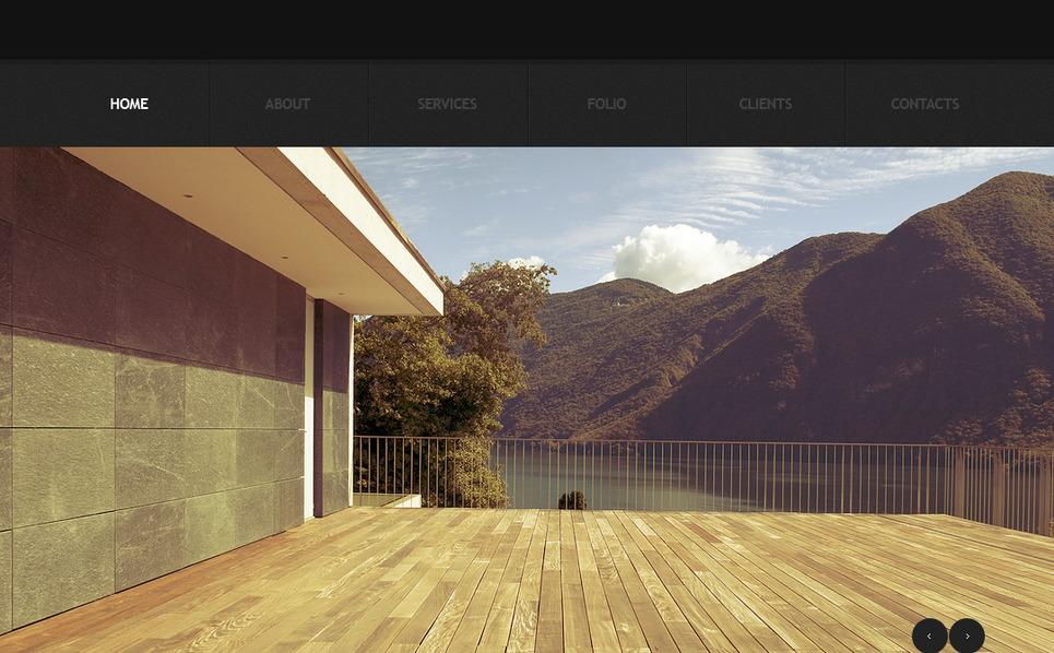 Template Moto CMS HTML para Sites de Agencia imobiliária №41957 New Screenshots BIG
