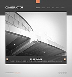 Architecture Moto CMS HTML  Template 41959