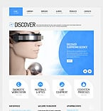 Science Drupal  Template 41982