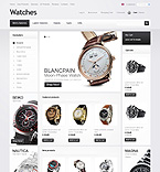 Fashion ZenCart  Template 41988
