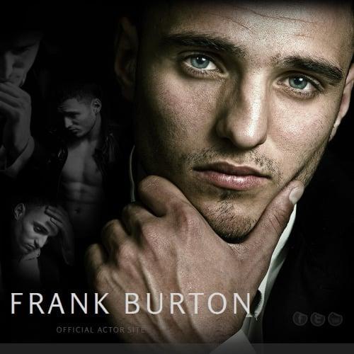 Frank Burton - Facebook HTML CMS Template