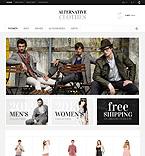 Fashion PrestaShop Template 42000