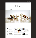 Education Website  Template 42043