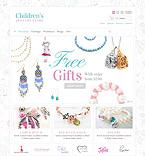 Jewelry PrestaShop Template 42055