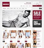 Fashion PrestaShop Template 42057