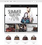 Fashion PrestaShop Template 42059