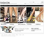 Fashion ZenCart  Template 42062
