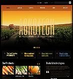 Agriculture Joomla  Template 42071