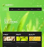 Agriculture Joomla  Template 42073