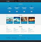 Website  Template 42111
