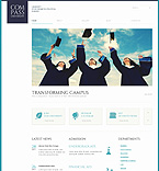 Education WordPress Template 42116
