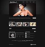 Art & Photography Website  Template 42131