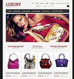 Fashion PrestaShop Template 42153