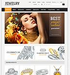 Jewelry PrestaShop Template 42154