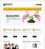 Website  Template 42179