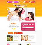 Website  Template 42184