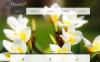 Modèle Moto CMS HTML  pour site de fleurs New Screenshots BIG