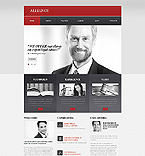 Law Website  Template 42247
