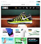 Sport osCommerce  Template 42258