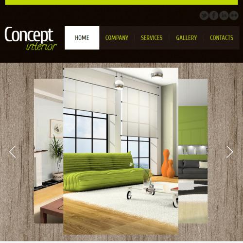 Concept - Facebook HTML CMS Template
