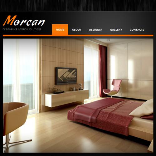 Morcan - Facebook HTML CMS Template