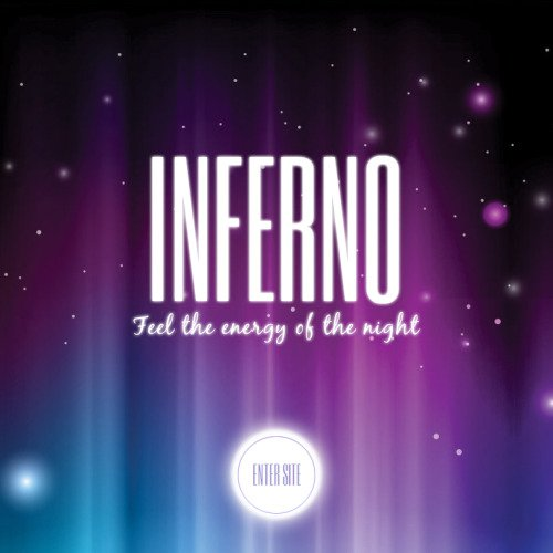 Inferno Night Club - Facebook HTML CMS Template