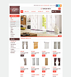 Furniture OpenCart  Template 42313