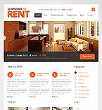 Real Estate Drupal  Template 42316