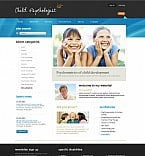 Medical Flash CMS  Template 42329