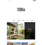 Real Estate Website  Template 42342