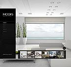 Furniture Website  Template 42345