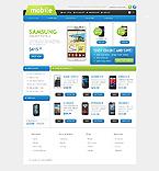 Electronics OpenCart  Template 42365